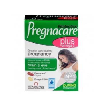 Vitabiotics Pregnacare Plus 56s