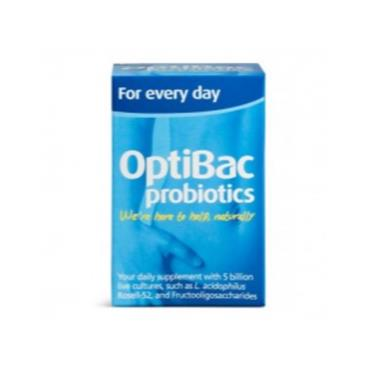 OptiBac Probiotics for every day 90s