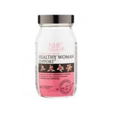 NHP Healthy Woman Support (60cps)