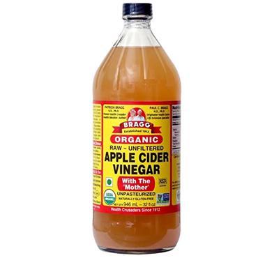 Bragg Organic Raw Unfiltered Apple Cider Vinegar 946ml