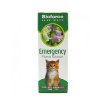 Bioforce Animal Health Emergency Essence for Pets 30ml
