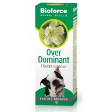 Bioforce Over Dominant Flower Essence 30ml