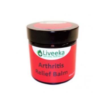 Liveeka Arthritis Relief Balm 60ml