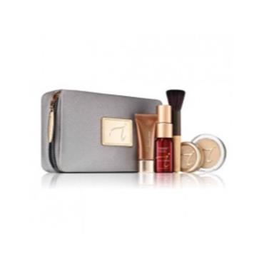 Jane Iredale Starter Kit Medium - Golden Glow