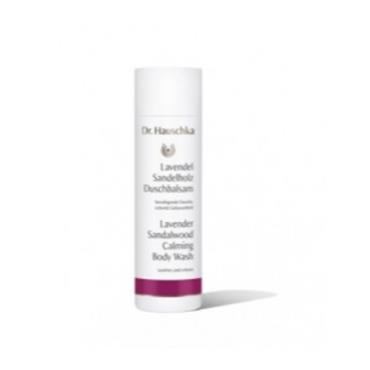 Dr. Hauschka LAVENDER SANDALWOOD CALMING BODY WASH