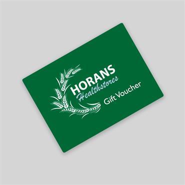 30 Euro Horan's Healthstores Gift Voucher