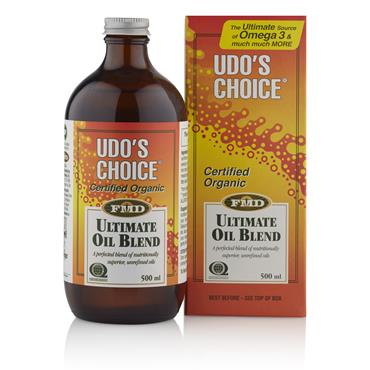 Udo's Choice Ultimate Oil Blend 500ml