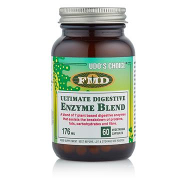Udo's Choice Ultimate Digestive Enzyme Blend 60s