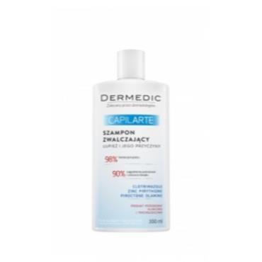 Dermedic CAPILARTE AntiDandruff Shampoo 300ml