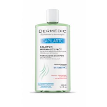 Dermedic Capilarte Greasy Hair Shampoo 300ml