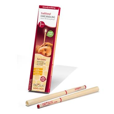 BioSun Ear Candles 1 Pair