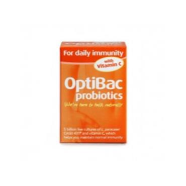 Optibac For Daily Immunity 30 caps