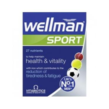 Vitabiotics Wellman Sport  30 Tablets