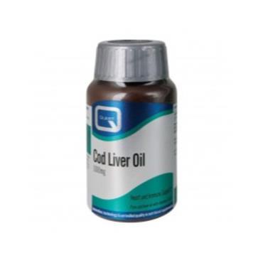 Quest Cod Liver Oil 1000mg 90caps