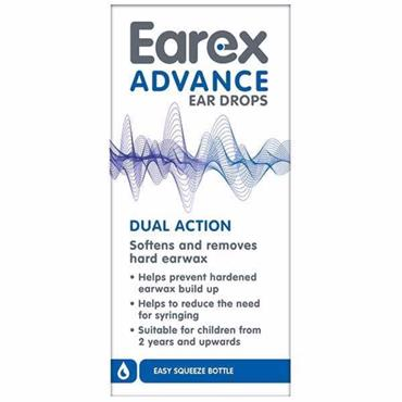 Earex Advance Ear Drops 12ml
