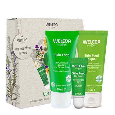 Weleda Get The Glow! Christmas Gift Set