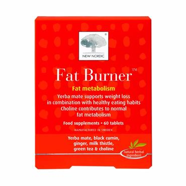 New Nordic Fat Burner 60 Tablets