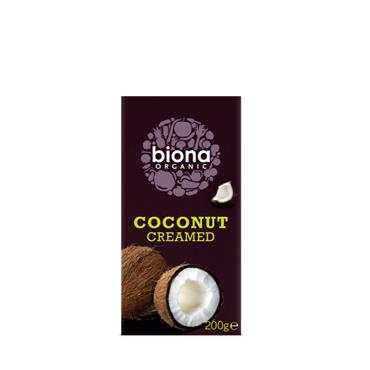 Biona Organic Creamed Coconut 200ml