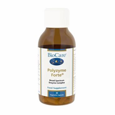 BioCare Polyzyme Forte Enzyme Complex 30 Caps