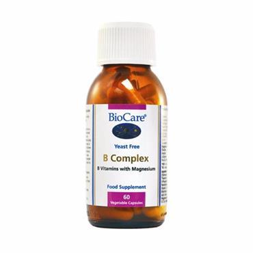BioCare B Complex 60caps