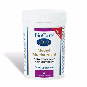 BioCare Methyl Multinutrient 60s