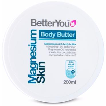 BetterYou Magnesium Rich Body Butter 200ml
