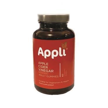 Appli Apple Cider Vinegar Gummies 60s