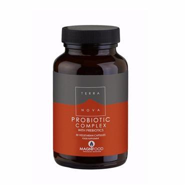 TerraNova Probiotic Complex 50 Veg Caps