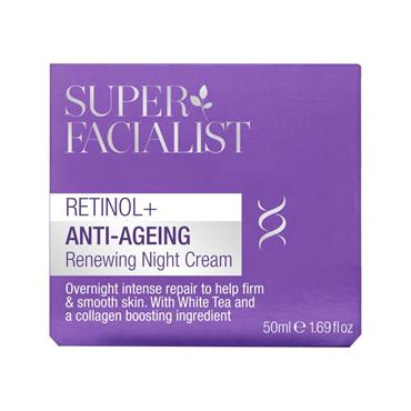 Super Facialist Renewing Night Cream 50ml