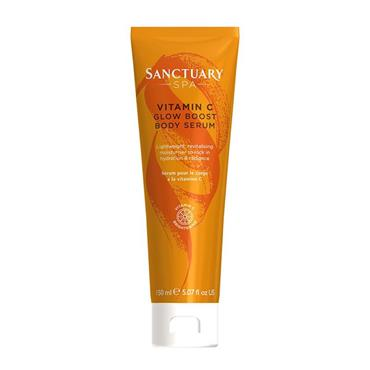 Sanctuary Spa Vitamin C Glow Boost Body Serum 150ml