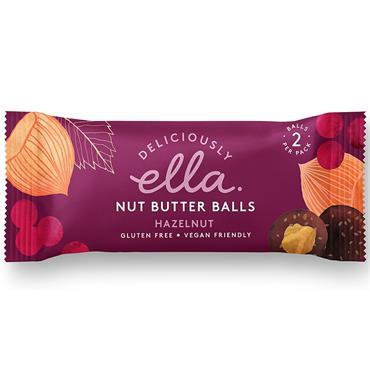 Deliciously Ella Hazelnut Nut Butter Ball 36g