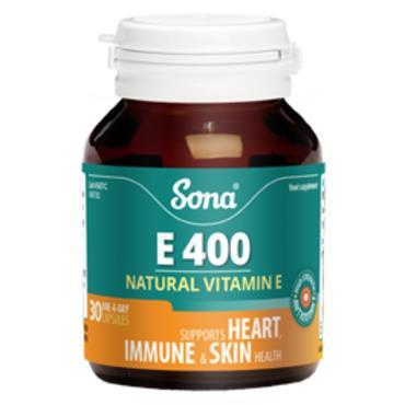 Sona E400 60Caps