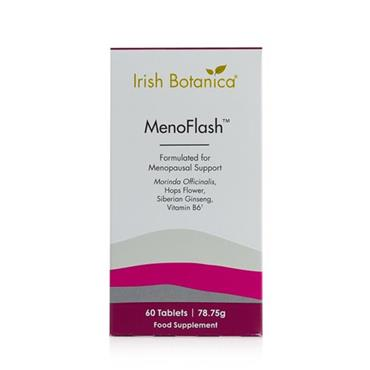 Irish Botanica MenoFlash 60Tablets