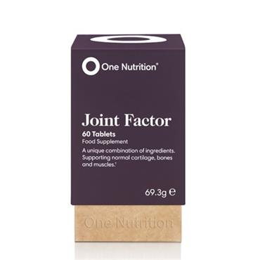 One Nutrition Joint Factor 60 Tabs