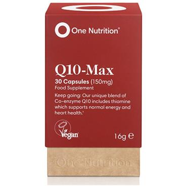 One Nutrition Q10-MAX - 30 Caps