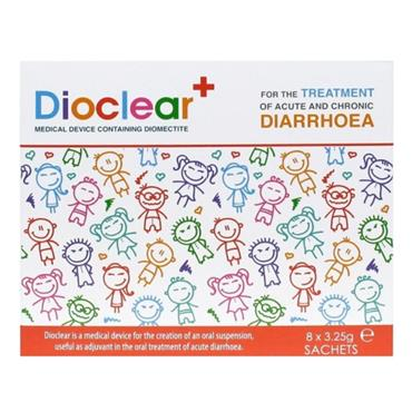 Dioclear+ 10 x 3.25g