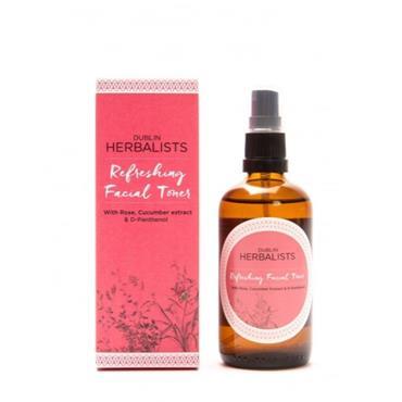 Dublin Herbalists Refreshing Facial Toner 100ml