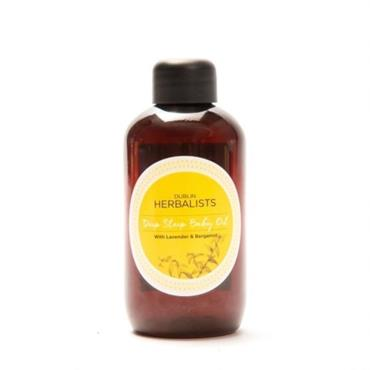 Dublin Herbalists Deep Sleep Baby Oil 100ml