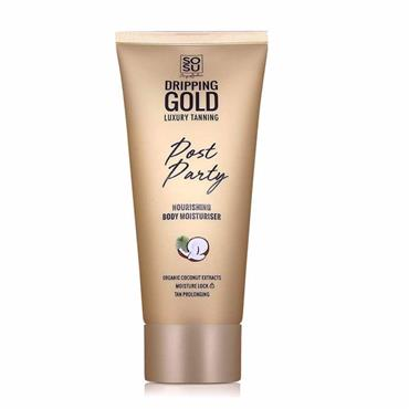SOSU By Suzanne Jackson Dripping Gold Post Party Nourishing Body Moisturiser 200ml