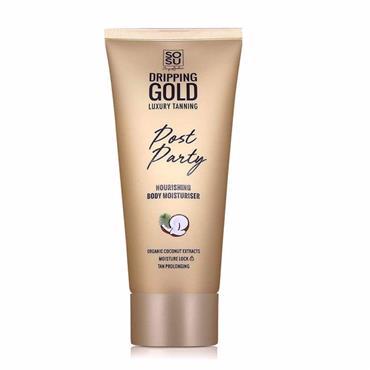 SOSU By Suzanne Jackson Dripping Gold Post Party Nourishing Body Moisturiser 200ml