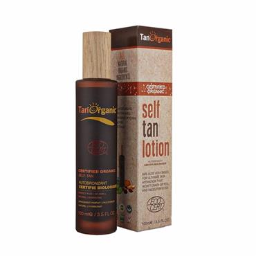 TANORGANIC Self-Tan Lotion - 100ml