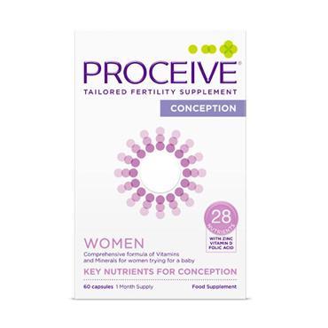 Proceive Women Conception - Fertility Supplement 60