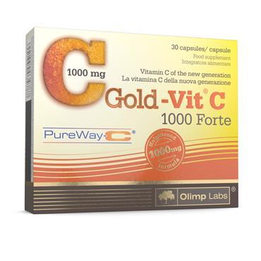 PureWay - C Gold Vit C 1000 Forte 1000mg 30 caps