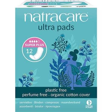 NatraCare Ultra Extra Pads 10
