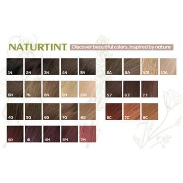 Naturtint Permanent Hair Colour