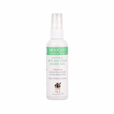MooGoo Anti-Bacterial Hand Gel 100ml