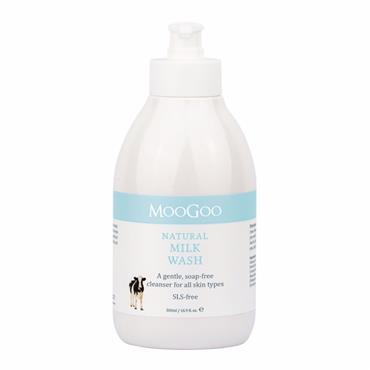 MOOGOO Natural Milk Wash 1000ml