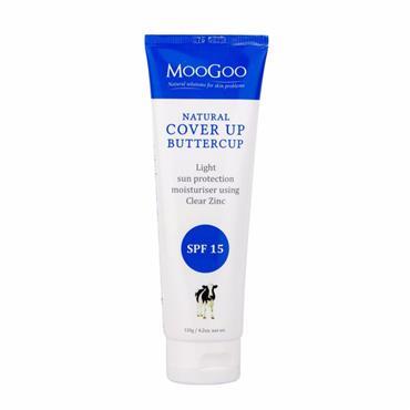 Cover Up Buttercup SPF 15 Natural Moisturiser 200g