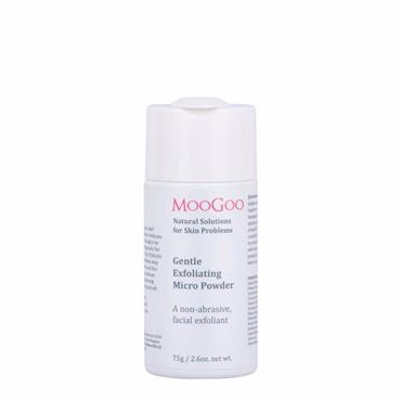 MooGoo Gentle Exfoliating Micro Powder 75g