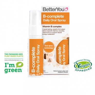 BetterYou B-complete Oral Spray 25ml